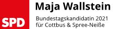 Maja Wastein SPD-Bundestagskandidatin 2021 für Cottbus & Spree-Neiße